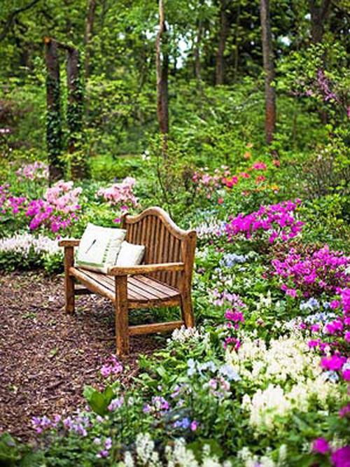 Superbacana blog il giardino rustico - Giardino rustico ...